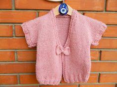 Natural Baby Girl Short Sleeve Pink Peony Cardigan by RodiAndSuzi, $35.00 Pink Peonies, Peony, Knit Baby Sweaters, Natural Baby, Baby Knitting, Trending Outfits, Sleeve, Handmade Gifts, Vintage