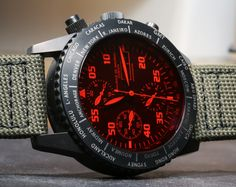 Maurice de Mauriac Chronograph Modern Travel Timer Watch Review   maurice de mauriac $4,500