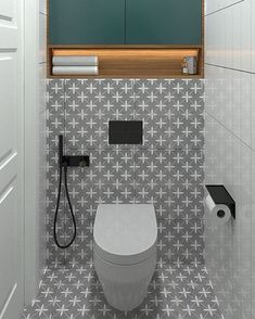 Small Apartment Design, Bathroom Design Small, Bathroom Interior Design, Shark Bathroom, Cool Toilets, Small Toilet Room, Sweet Home Design, Bathroom Gallery, Natural Bathroom