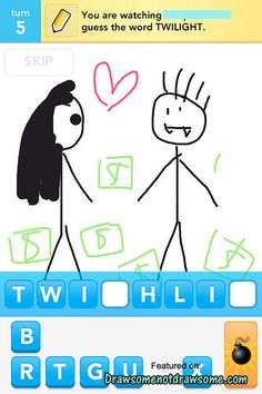 33 Best Draw Something Images Draw Something Best Drawing Apps