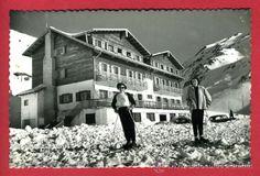 canfranc, huesca, candanchu, hotel candanchu desde 1935