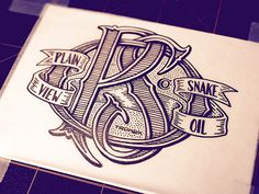 Hand Lettering Projects 2011-2014 on Behance