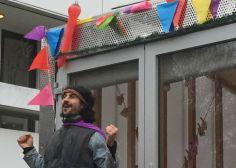 Ich kam als Flüchtling – jetzt baue ich in Berlin Häuser für Obdachlose