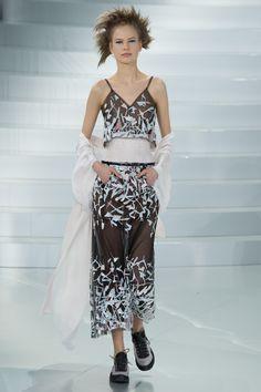Défilé Chanel haute couture printemps-été 2014|43