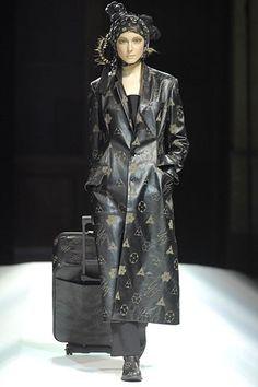 Yohji Yamamoto Fall 2007 Ready-to-Wear Collection