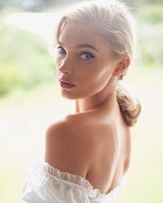 Elsa Hosk by Derek Kettela photography
