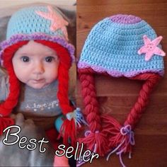 683b5064ab0 20 Best Little Mermaid Crochet images