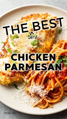 Meat Recipes, Recipies, Dinner Recipes, Cooking Recipes, Healthy Recipes, Pasta Dishes, Food Dishes, Different Chicken Recipes, Chicken Parmigiana
