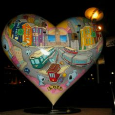 sf....where I left a piece of my heart