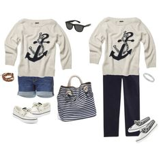 casual spring day, created by fashion2go.polyvore.com