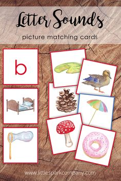 This activity is made for children who are familiar with or learning their letter sounds. It includes 26 letter cards, 3 digraph cards and 129 beautiful watercolour images. Each image has been chosen for its phonetic representation of its beginning letter sound. The Letter Y, 26 Letters, Letter Sounds, Watercolor Images, Watercolour, Language Activities, Activities For Kids, Print Fonts, Matching Cards