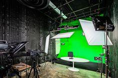 Lynda.com Studios + Sound Stage - Shubin + Donaldson Architects