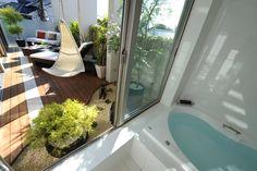 注文住宅で実現する理想のバスルーム テラジマアーキテクツ 建築家作品集
