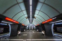 Wien: Die Ästhetik der U-Bahn - Reiseblog von Christian Öser U Bahn, Central Station, Architecture