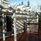 Ana White   Build a Weatherly Pergola   Free and Easy DIY Project and Furniture Plans