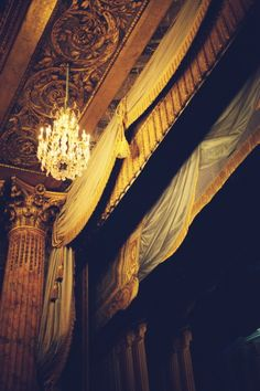 Opera of Chateau de Versailles.