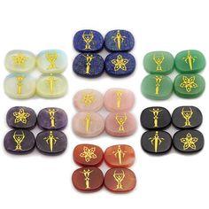 7 Chakra Crystals Set - 7 Chakra Healing -  #everythingelse #religious @EtsyMktgTool http://etsy.me/2C9Qqn7 #chakra #crystal