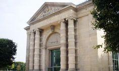 Musée de l'Orangerie exterior.JPG, Paris, Monet donated many of his works to this museum and it houses other impressionist and post-impressionist works too. Concorde, Paris Travel, France Travel, Monuments, Victor Hugo Paris, Monet, Jardin Des Tuileries, Tuileries Paris, Gardens