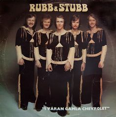 """In Our Old Chevrolet"" by Rubb & Stubb"