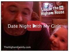 Date Night with My Girls