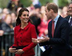 Pin for Later: Die königliche Reise holt das Beste aus Will und Kate heraus Sie hatten jede Menge Spaß