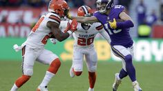 Vikings roll into bye week with momentum, and QB questions