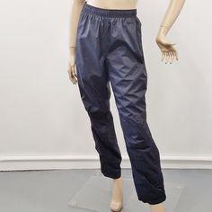 L L Bean Outerwear Pants Gore Tex Nylon Hiking Fishing Black Size S Stowaway   | Clothing, Shoes & Accessories, Women's Clothing, Pants | eBay!