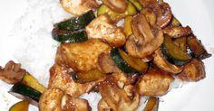 Blonde Domestic Goddess: Panda Express Mushroom Chicken my fav Panda Express Mushroom Chicken, Chicken Mushroom Recipes, Chicken Recipes, Express Chicken, Pork Recipes, Restaurant Recipes, Dinner Recipes, Dinner Ideas, Asian Recipes