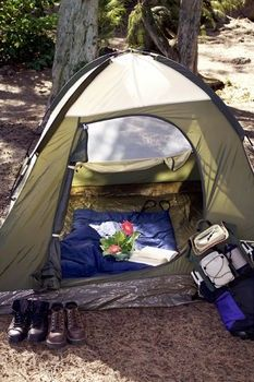 Camping Gear Checklist...  Need something to help you pack your stuff?  Check out this list! #Camping #Outdoors #Gear
