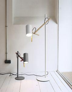 Mathias Han, Scantling lamps