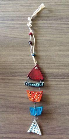 Fish Crafts, Beach Crafts, Summer Crafts, Clay Crafts, Diy And Crafts, Arts And Crafts, Deco Marine, Clay Fish, Fish Wall Decor