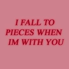 Image discovered by Find images and videos about love, pink and quotes on We Heart It - the app to get lost in what you love. Red Aesthetic, Aesthetic Pictures, Shawn Mendes, Lana Del Rey Lyrics, Lana Del Rey Quotes, I Fall To Pieces, Was Ist Pinterest, Bubbline, All I Ever Wanted