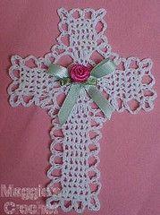 crochet cross pattern