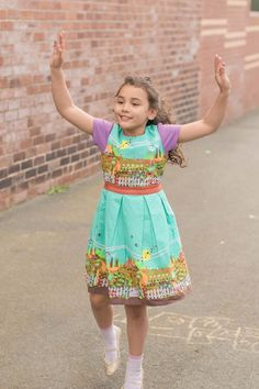 OTTD Childswear Fashion Kids fashion Girls dress  Today I'm sharing our top 10 Summer Dresses. Sylvia loves to wear dresses and we wanted to showcase our top 10 girls Summer Dresses as a photographic collection.