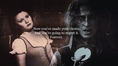 Rumpelstiltskin and Belle... Once Upon A Time<3