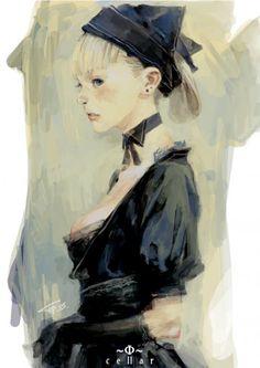 Digital Art by Feng Zhanpeng