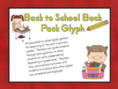 Back Pack Back to School | Scribd