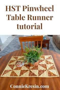 Free Motion Quilting, Quilting Tips, Quilting Tutorials, Quilting Projects, Sewing Projects, Modern Quilting, Sewing Tips, Sewing Tutorials, Table Runner Tutorial