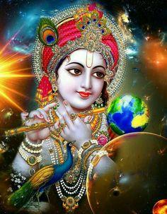 Namo Naraina, Namo Krishna.