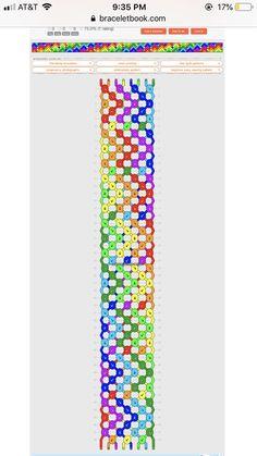 Learn how to make friendship bracelets of threads or yarn, and start tying today! Diy Bracelets Easy, Thread Bracelets, Embroidery Bracelets, Bracelet Crafts, Macrame Bracelets, Braided Friendship Bracelets, Diy Friendship Bracelets Patterns, String Bracelet Patterns, Bead Jewellery
