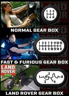 How's your gearbox ? How the Land Rover gearbox looks. Well not always . - How's your gearbox ? How the Land Rover gearbox looks… Well not always – when the clutch - Truck Memes, Funny Car Memes, Really Funny Memes, Car Humor, Hilarious, Truck Quotes, Land Rover Auto, Land Rovers, Good Jokes To Tell