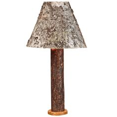 Old Hickory Frontier Table Lamp