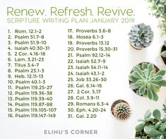 Bible Reading Plans for the New Year - Simply Holly Jo Bible Study Plans, Bible Plan, Bible Study Tips, Bible Study Journal, Journal Prompts, Scripture Journal, January Scripture Writing, Scripture Reading, Scripture Study