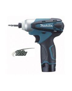 MAKITA - TD090DWE Παλμικό Κατσαβίδι 10.8V με 2 Μπαταρίες 1.3Ah ΚΩΔΙΚΟΣ: TD090DWE Hair Dryer, Drill, Hole Punch, Drills, Dryer, Drill Press