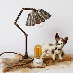 Pixar Junior Articulated Brioche Tin Table Lamp  by FleaMarketRx, $220.00