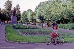 Фотография - В Перовском парке - Фотографии старой Москвы