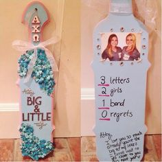 Some paddle love for the big! submitted by: Taylor