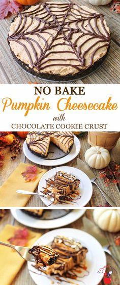 Our No Bake Pumpkin