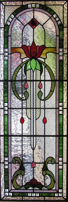 Traditional and contemporary leadlights in Brisbane Stained Glass Door, Making Stained Glass, Stained Glass Flowers, Stained Glass Designs, Stained Glass Panels, Stained Glass Projects, Stained Glass Patterns, Leaded Glass Windows, Window Glass