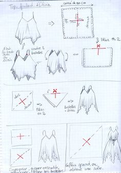 Archives des La Bobine - Page 4 sur 4 - Pop Couture Sewing Hacks, Sewing Tutorials, Sewing Crafts, Sewing Patterns, Dress Tutorials, Sewing Projects, Diy Projects, Skirt Patterns, Coat Patterns